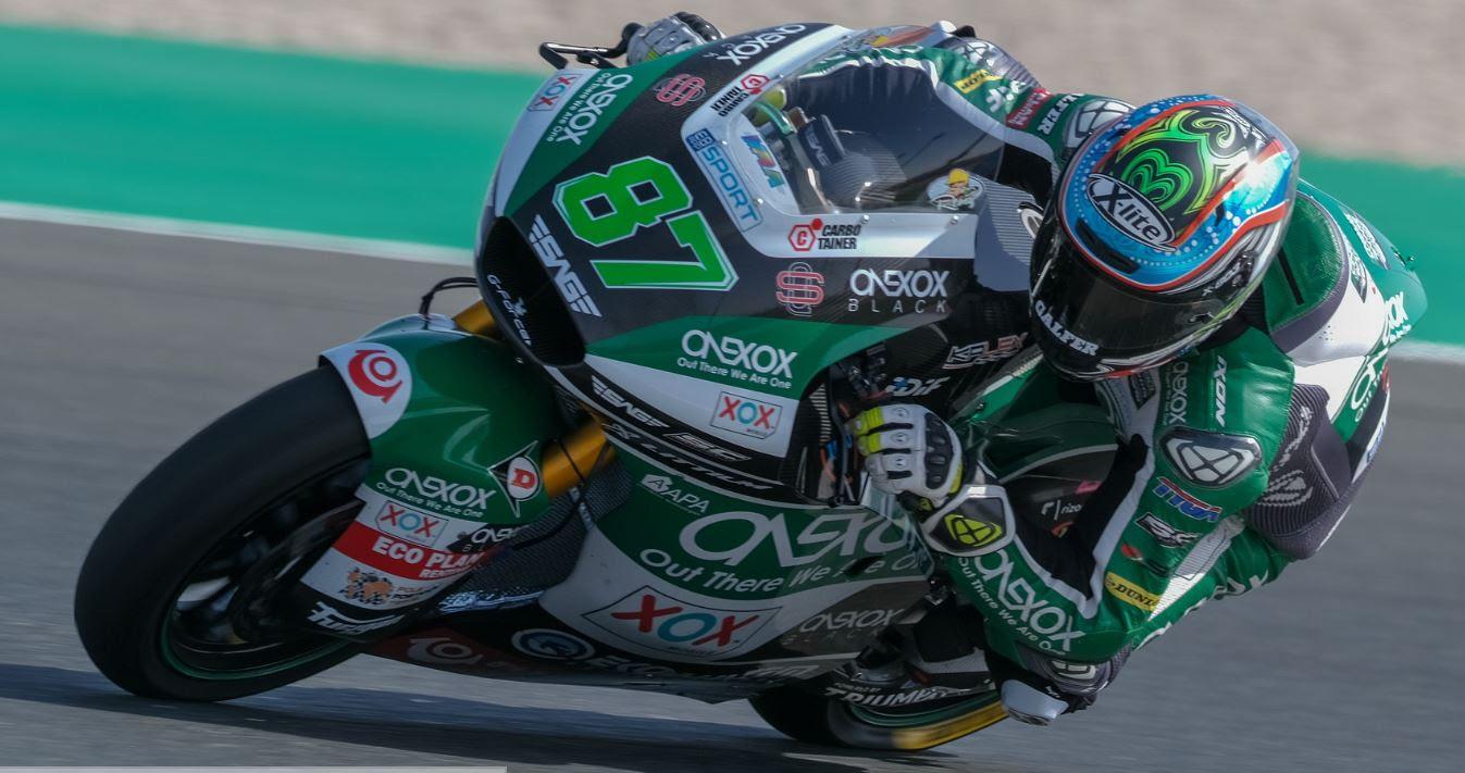Remy Gardner - Qatar MotoGP - Round 1, 2019