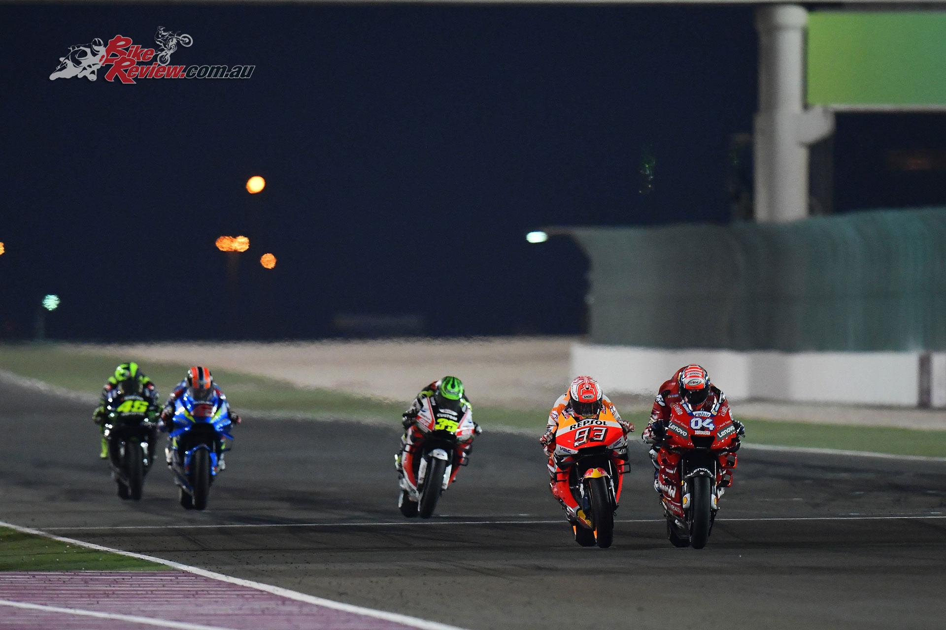 Qatar MotoGP - Round 1, 2019