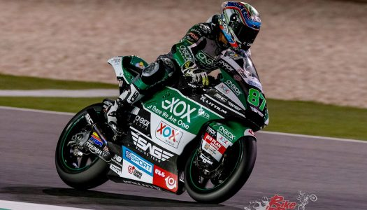Sam Lowes tops Moto2 Qatar Test – Gardner third