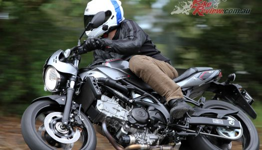 Review: 2019 Suzuki SV650X 'Cafe Racer'