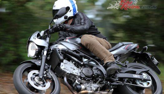 Review: 2019 Suzuki SV650X 'Cafe Racer'