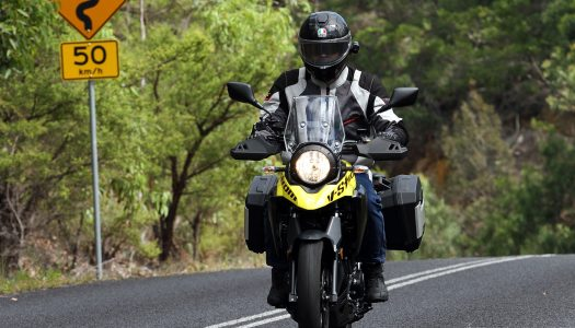 Video Review: 2019 Suzuki V-Strom 250 (LAMS)
