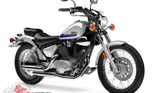 2019 Yamaha XVS250 arrives for $6799