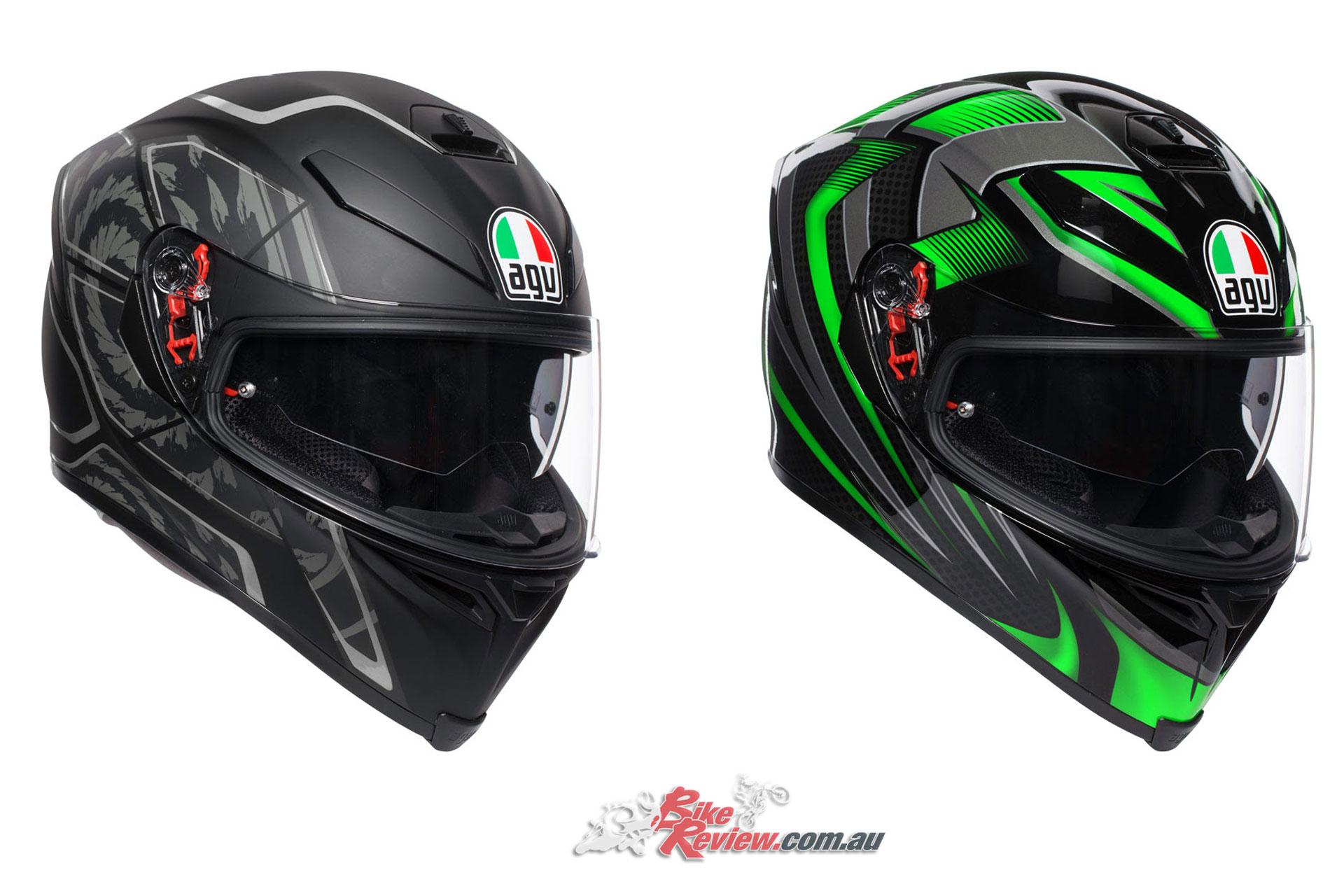 AGV K-5 S Helmets
