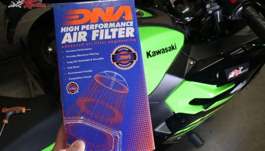 Tech Tips: Project Ninja 400 DNA Air Filter Fitment