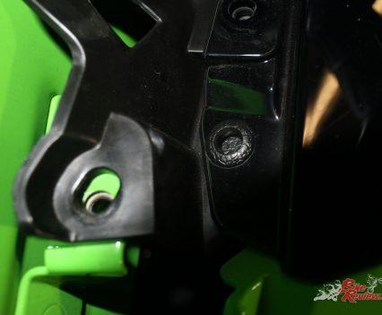 DNA Air Filter fitment - Ninja 400