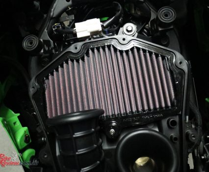 DNA Air Filter fitment - Ninja 400