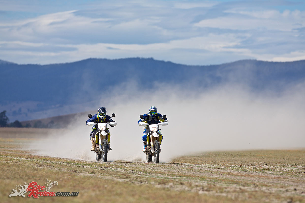 Husqvarna Motorcyles 701 Enduro Trek