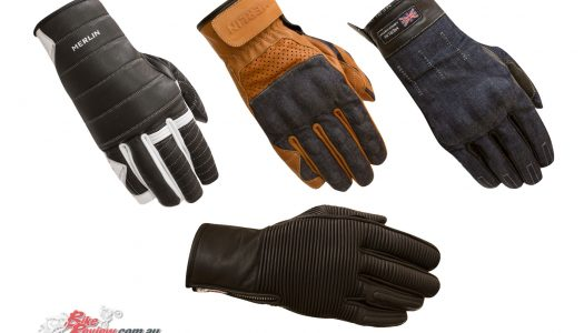 New Product: Updated 2019 Merlin Glove range