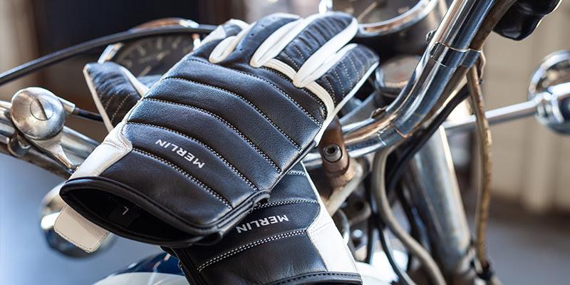 Merlin Boulder Leather Gloves