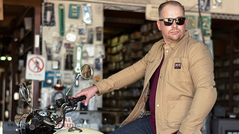 Merlin Victory Leisure Moto Jacket