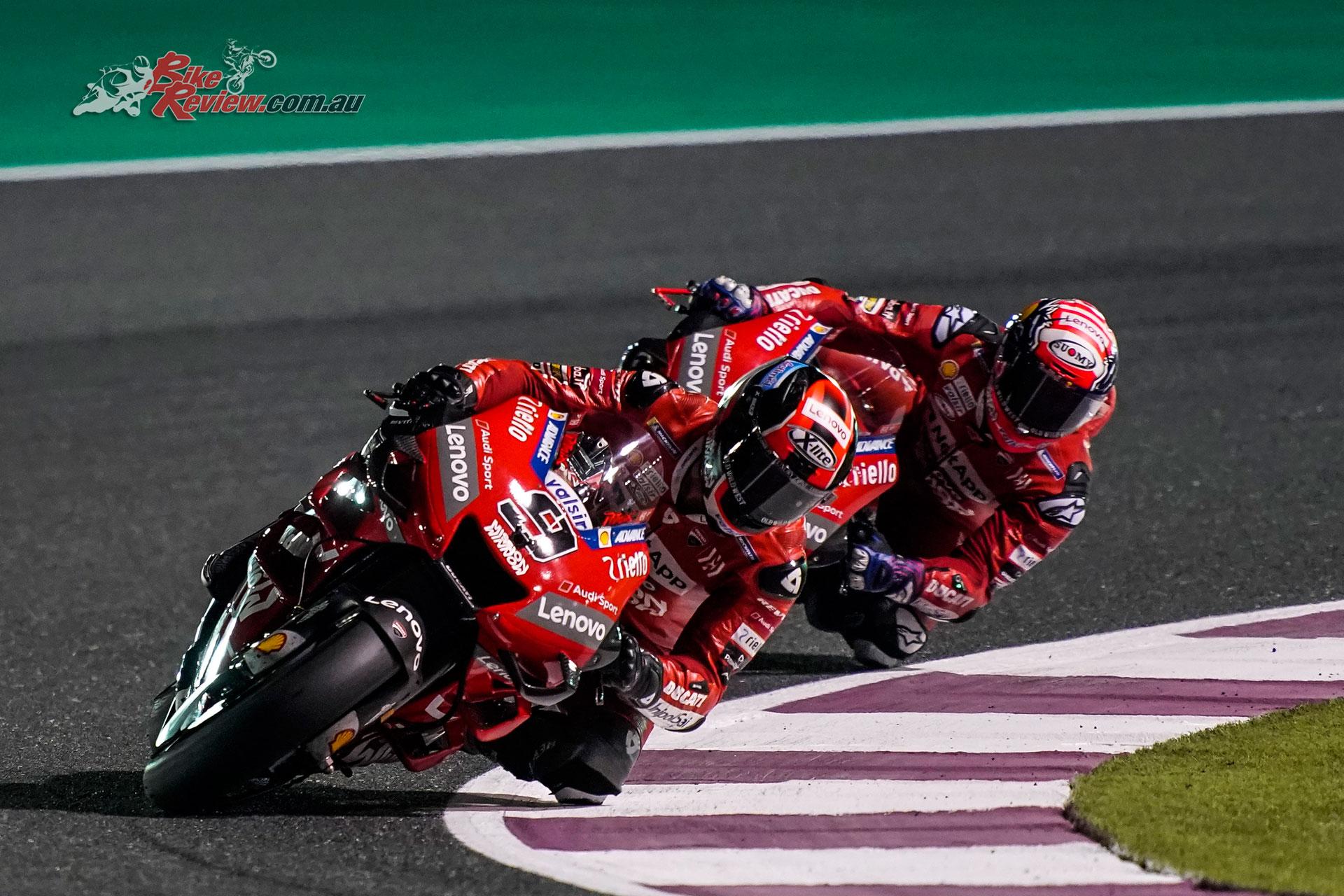 Danilo Petrucci - Qatar MotoGP - Round 1, 2019