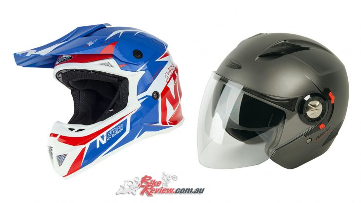 Nitro Helmets come to Australia