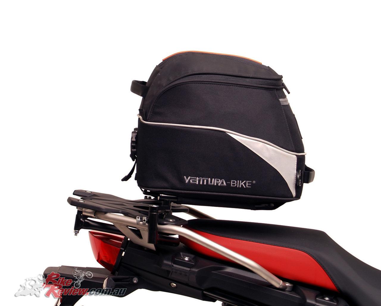 The smaller and sportier Ventura EVO-22