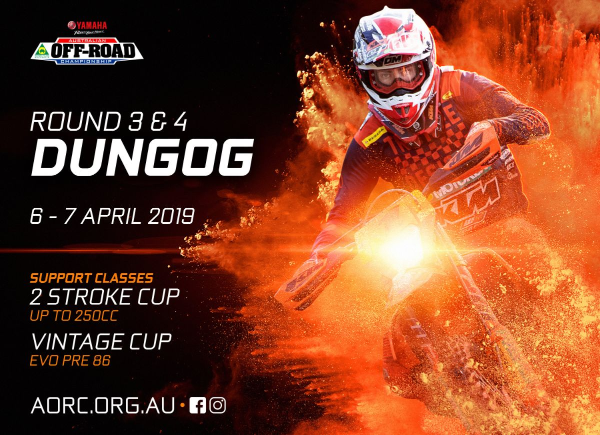 AORC heads to Dungog for Rounds 3 & 4