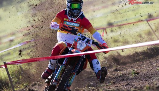 Milner, Sanders & Styke win AORC Round 4 at Dungog