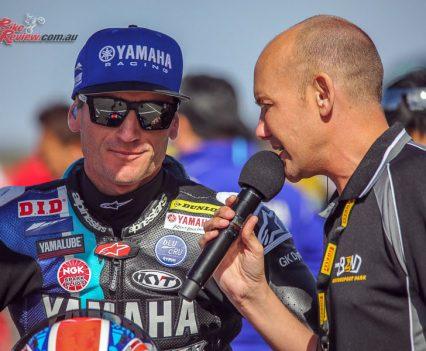 Broc Parkes - Asia Superbike - Images by TBG Sport