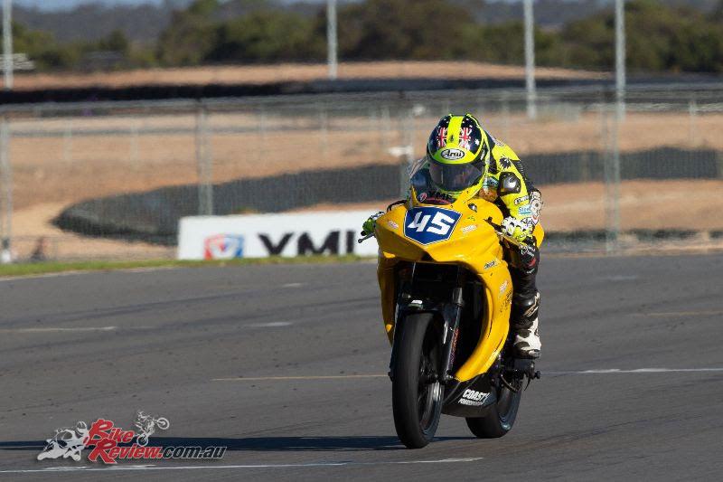 Olly Simpson - Image by TBG Sport