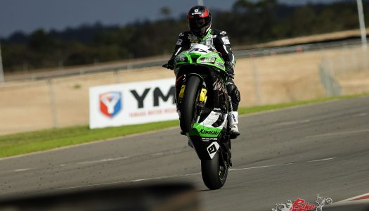 ASBK Champion Bryan Staring Hopeful Of Another Title Win