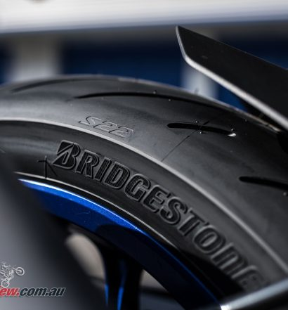 Bridgestone Battlax Hypersport S22 tyres launched at Jerez