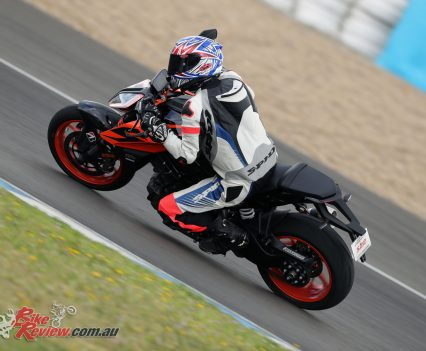 Bridgestone Battlax Hypersport S22 tyre launch - Jerez