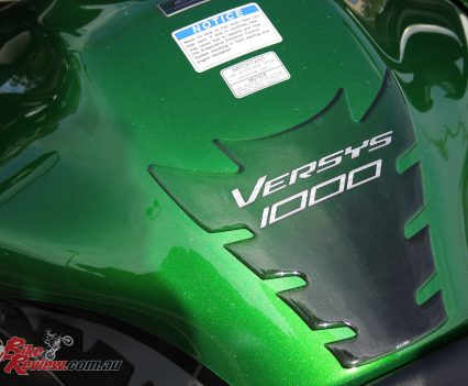 Versys 1000 SE Tank Pad