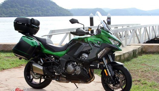 Video Review: 2019 Kawasaki Versys 1000 SE