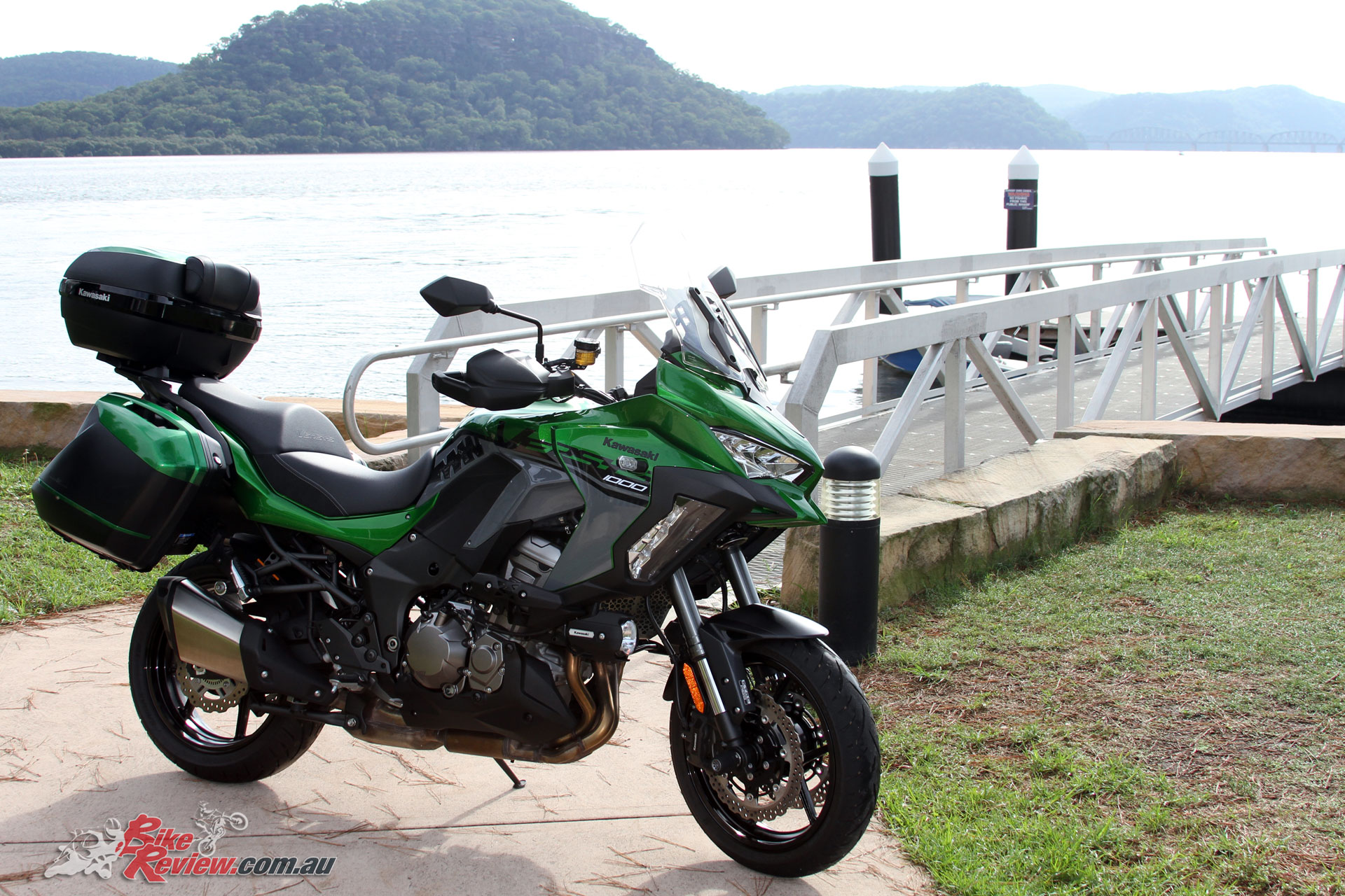 The Rider modes on the Versys 1000 SE really do offer an appreciable difference, with Rain being extremely soft, Road ideal for rough roads, and Sport my choice of all-round option.