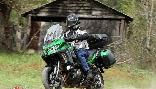 Review: 2019 Kawasaki Versys 1000 SE
