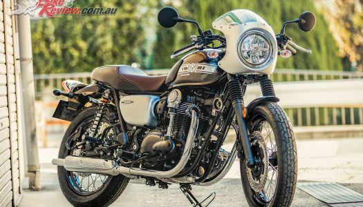 2019 Kawasaki W800 Cafe arrives for $13,999 + ORC