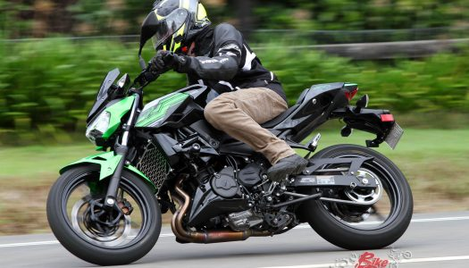 Video Review: 2019 Kawasaki Z400 (LAMS)