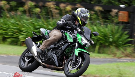 Review: 2019 Kawasaki Z400 (LAMS)