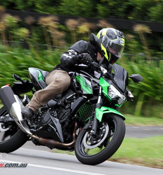 2019 Kawasaki Z400 Review