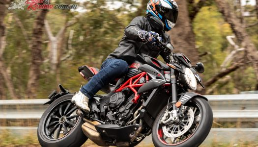 Review: 2019 MV Agusta Brutale 800RR road & track