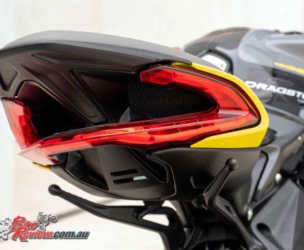 2019 MV Agusta Dragster 800 RR