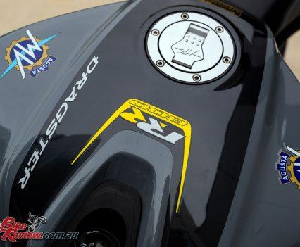 2019 MV Agusta Dragster 800 RR tank