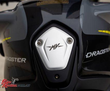 2019 MV Agusta Dragster 800 RR tank protector