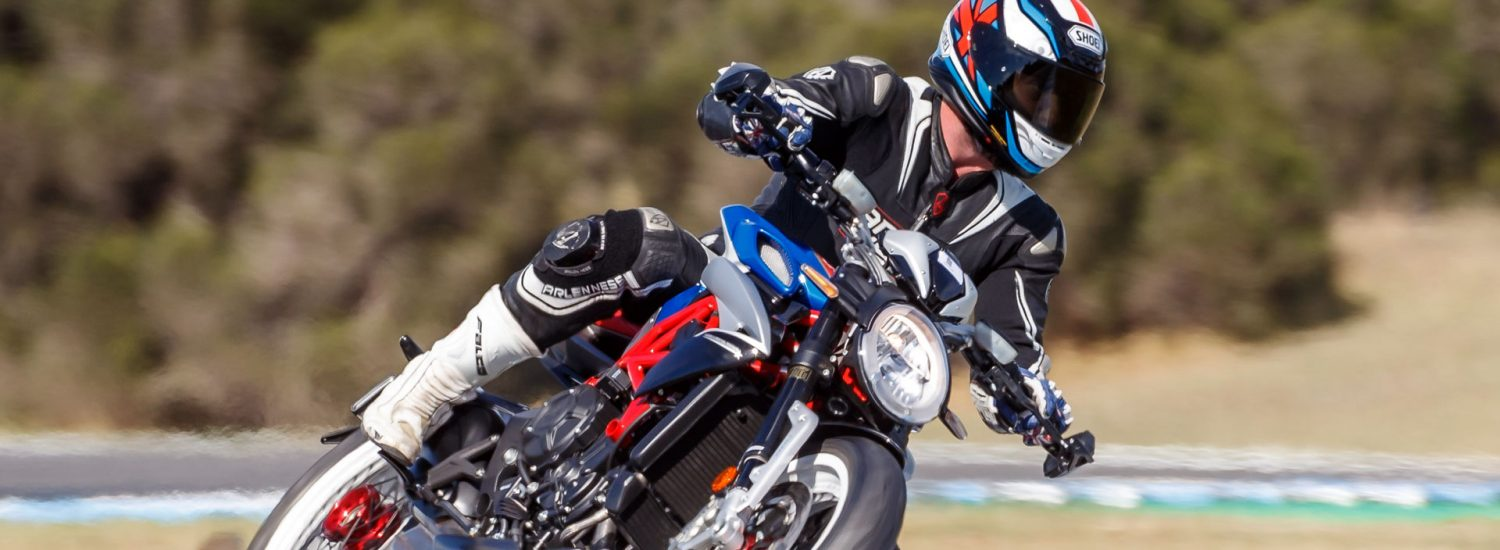 2019 MV Agusta Dragster 800 RR America Review