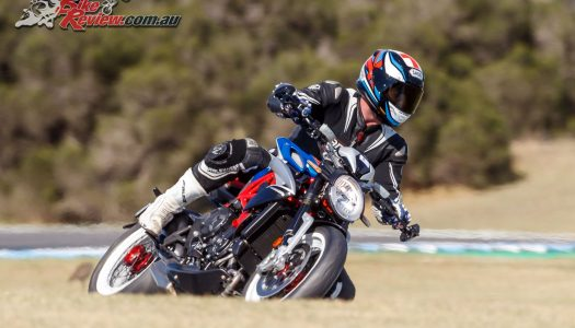 Review: 2019 MV Agusta Dragster 800 RR Road & Track