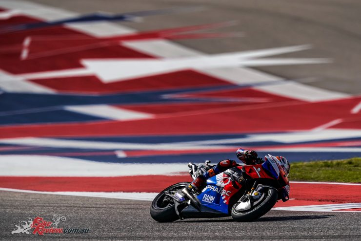 Jack Miller fourth at COTA on Friday