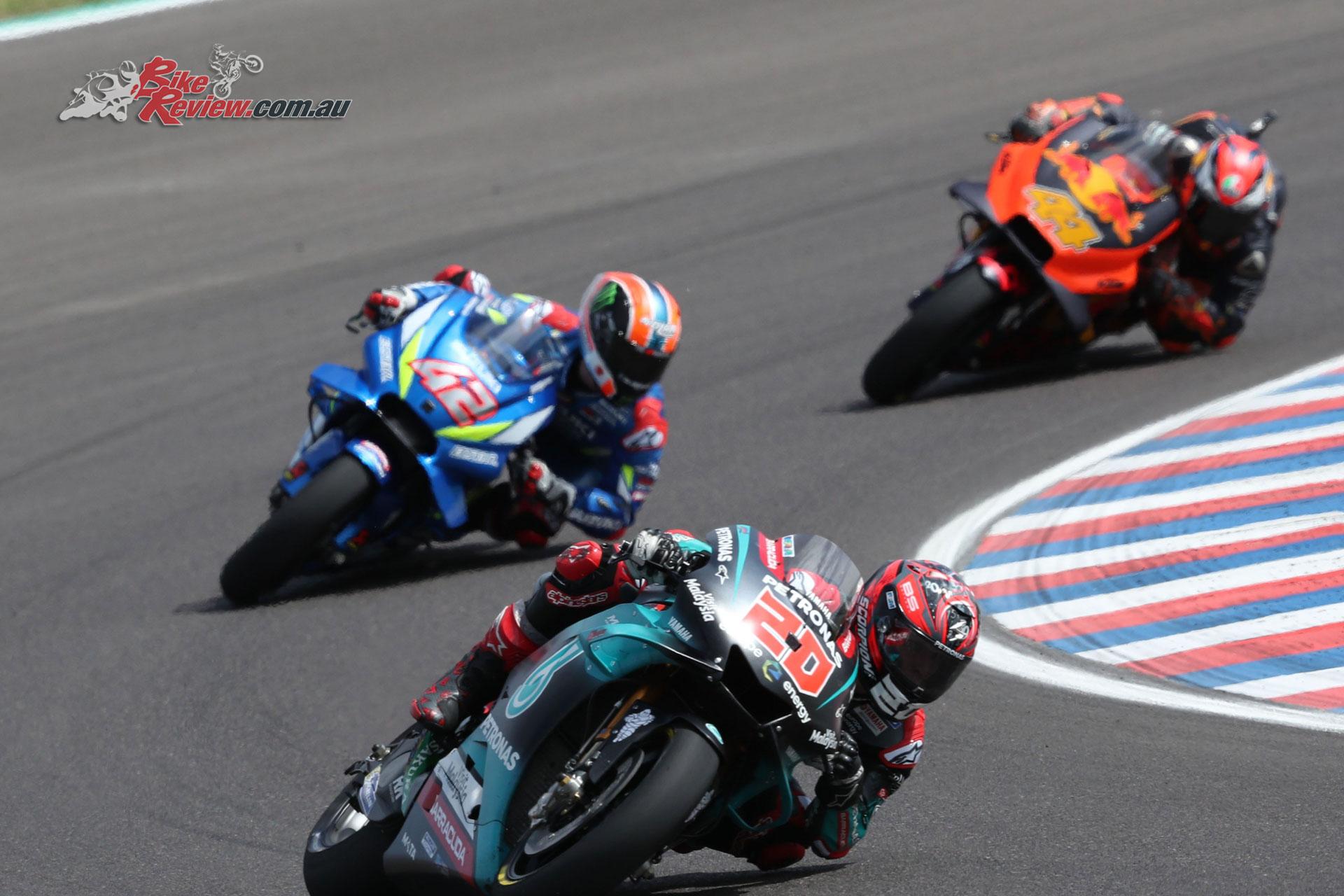 Fabio Quartararo - 2019 Circuit of the Americas MotoGP