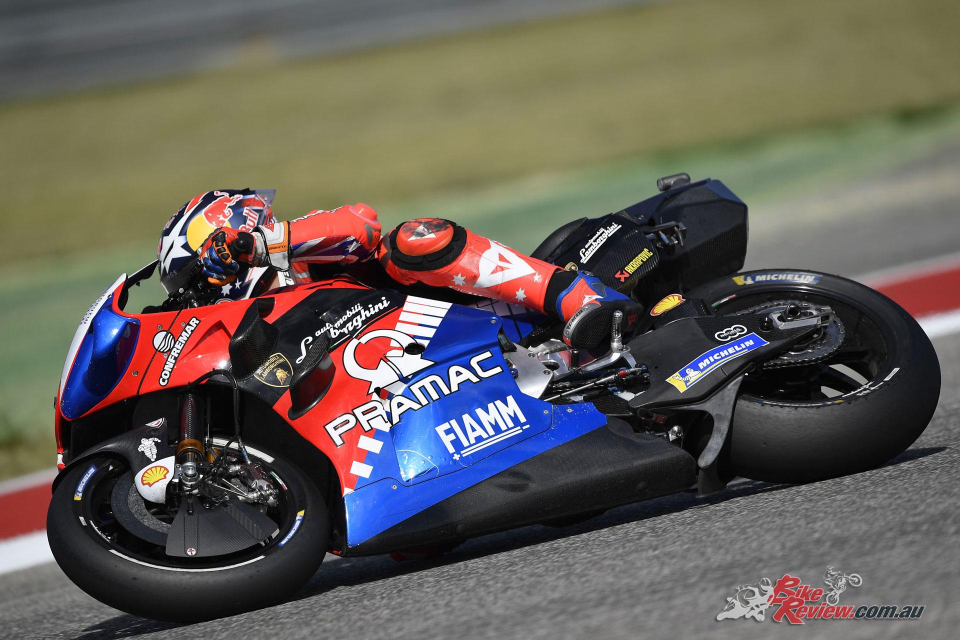 Jack Miller - 2019 Circuit of the Americas MotoGP