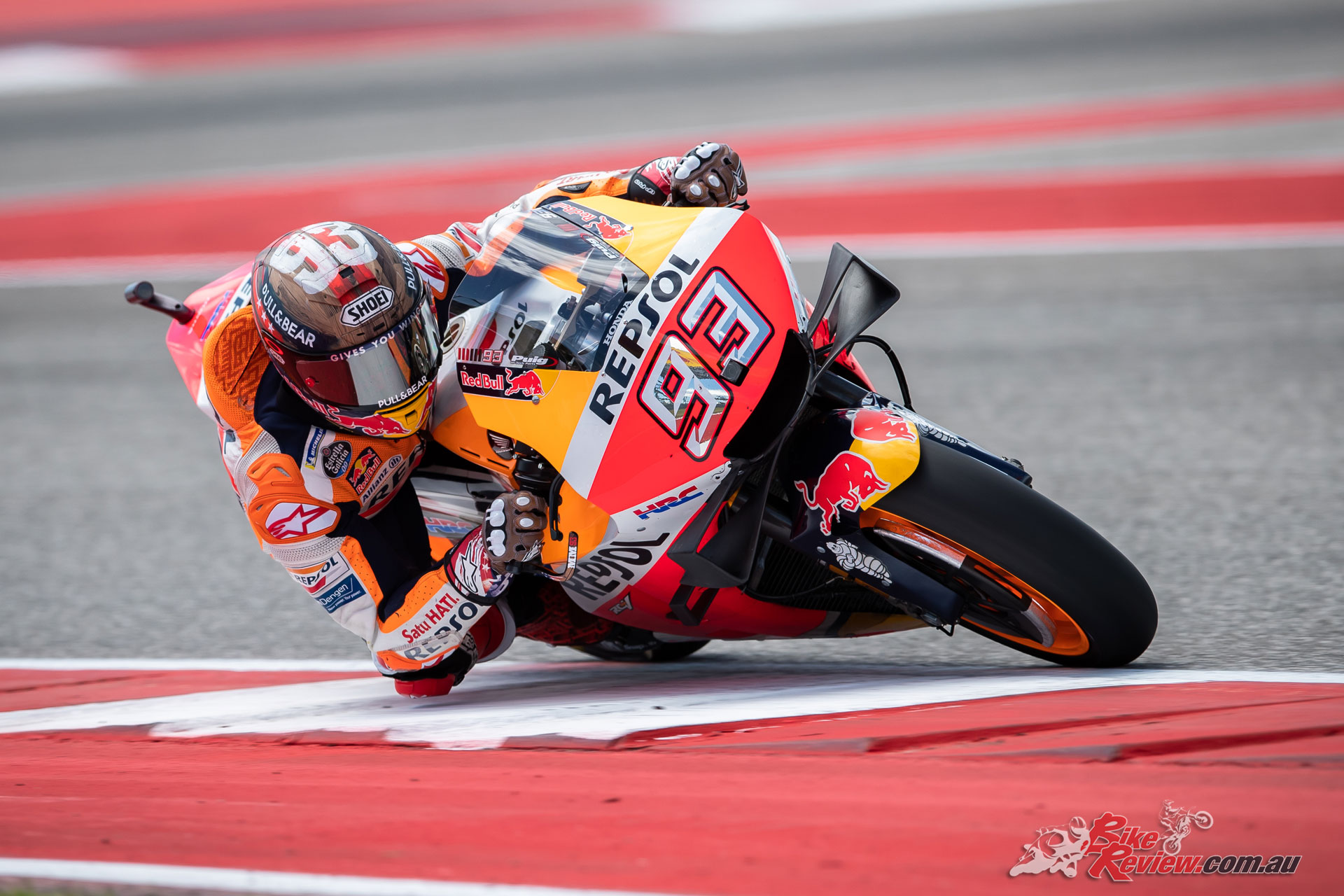 Marc Marquez - 2019 Circuit of the Americas MotoGP