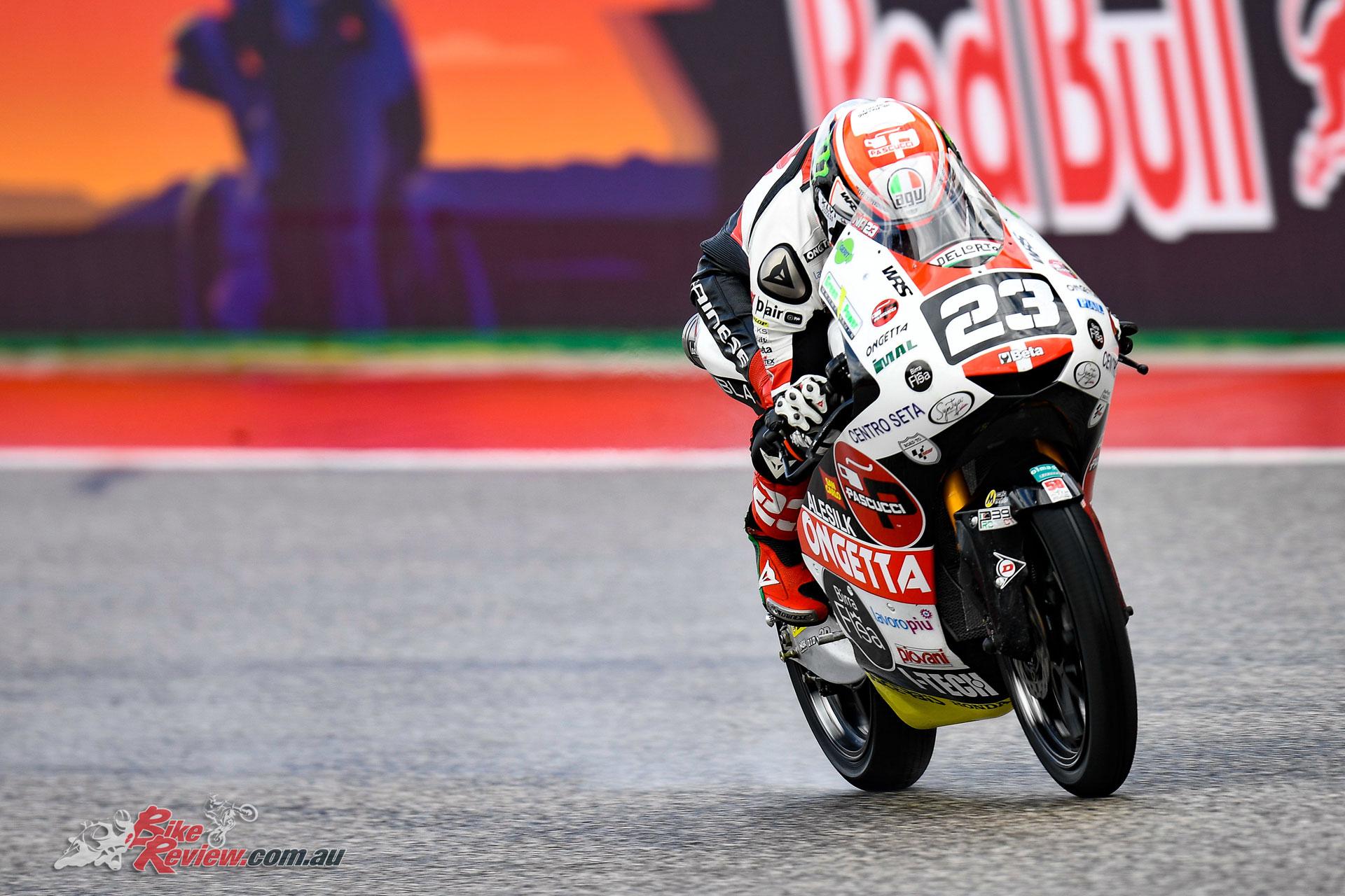 Niccolo Antonelli - 2019 Circuit of the Americas MotoGP