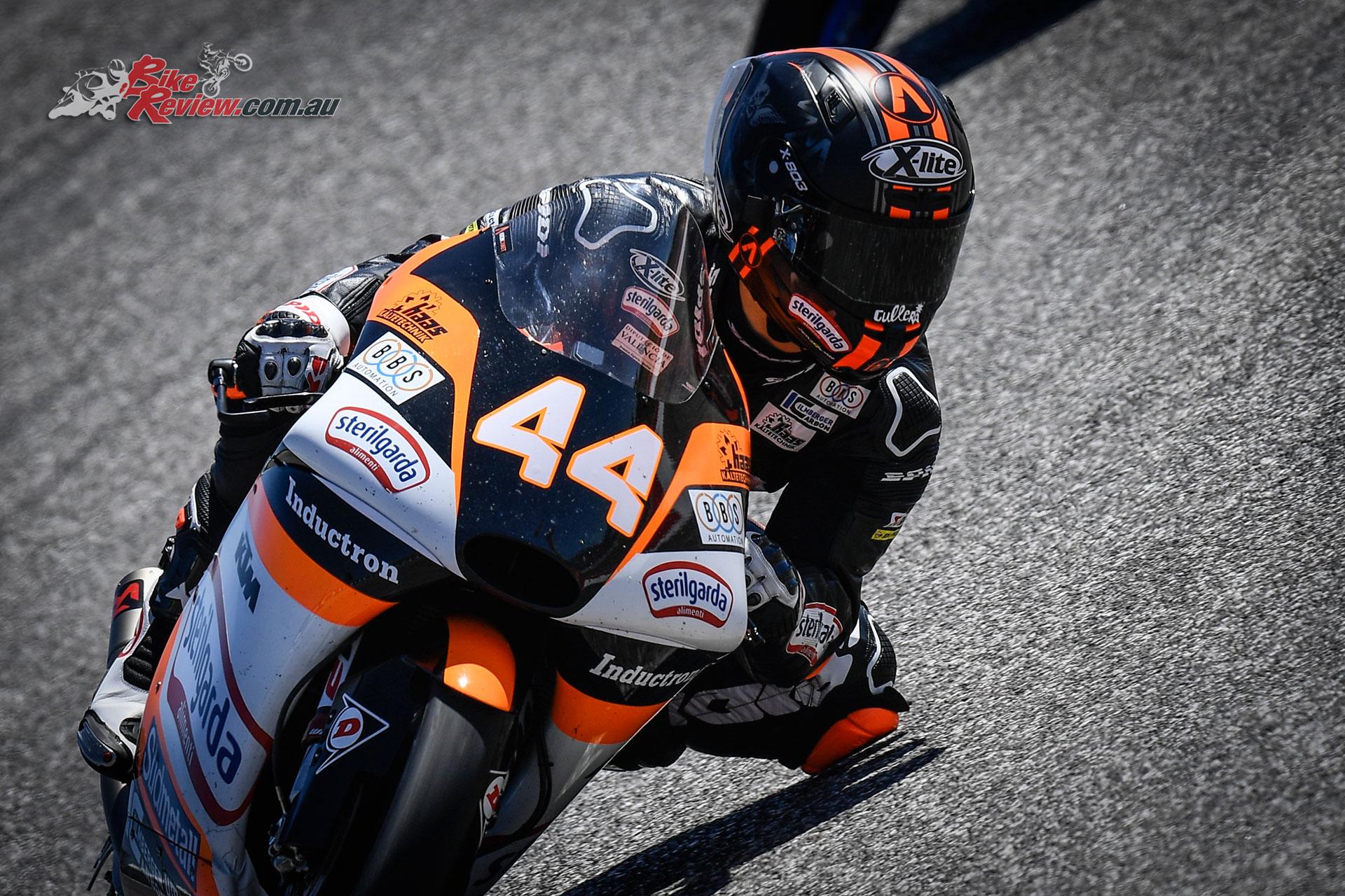 Aron Canet - 2019 MotoGP COTA
