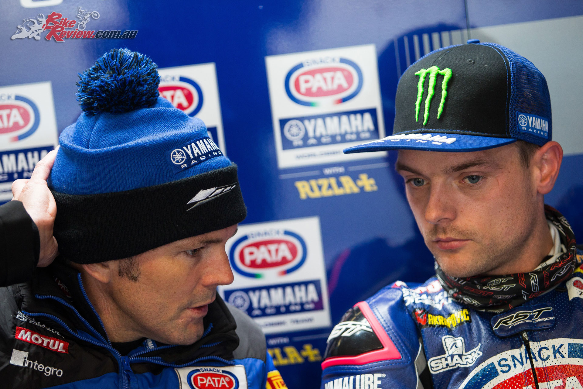 Alex Lowes & Andrew Pitt