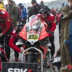 Weather moves WSBK racing at Assen to Sunday