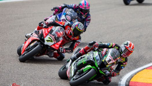 Bautista domination continues with Aragon Race 1 win