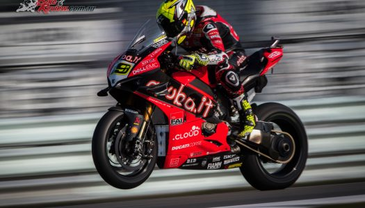 Bautista goes 1-1 at Assen matching Rea's 11 in-a-row win record