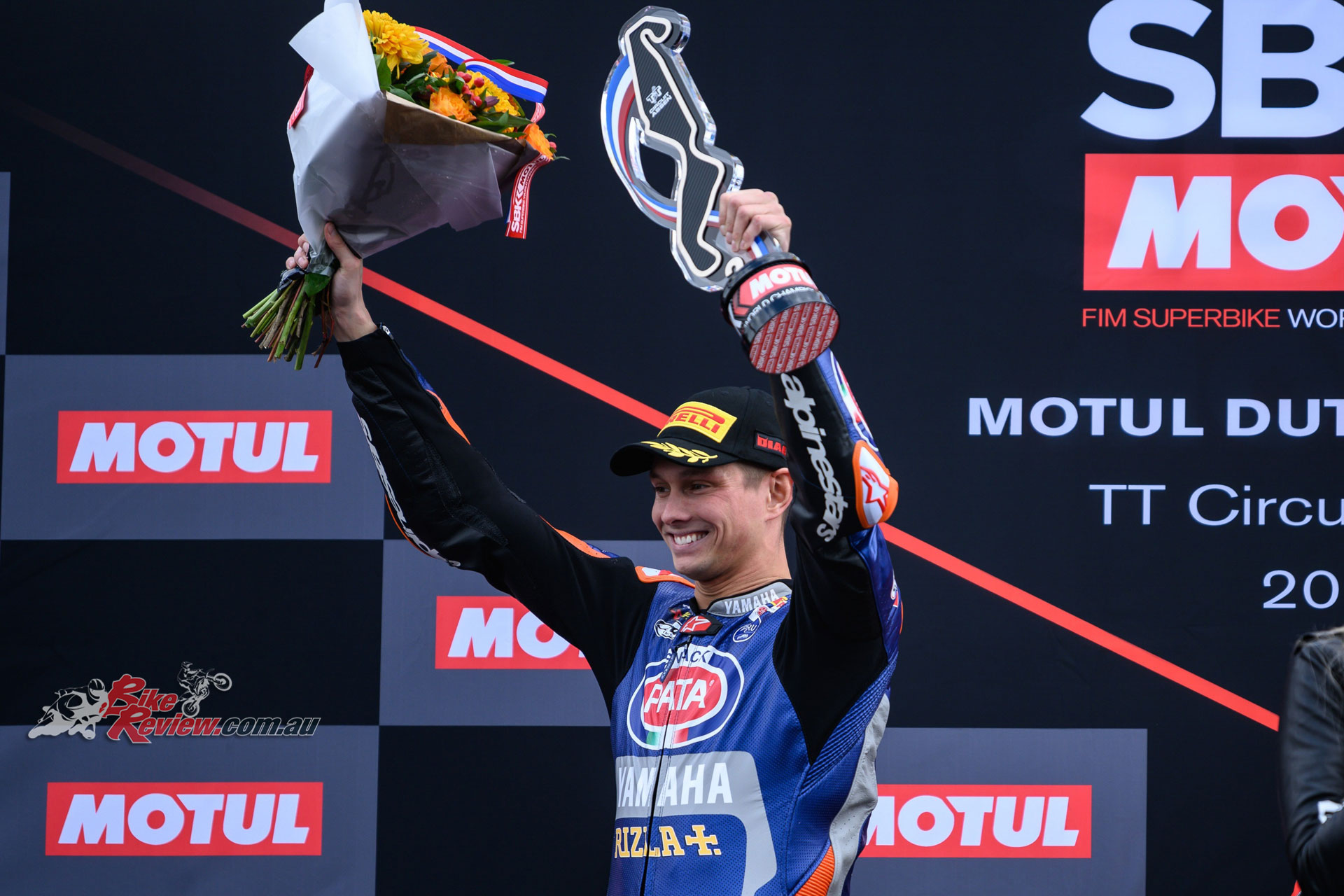 Michael van der Mark - Assen WorldSBK 2019